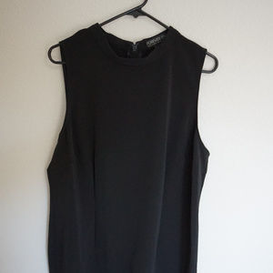 Forever21 Plus Black Dress with lace detail